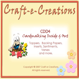 Craft-e-Creations Crafting Inside and Out | Crafting | Paper Crafting | Other