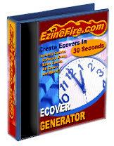 Ecover Genarator Program | Software | Design Templates