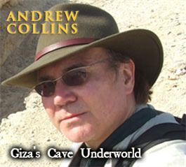 Andrew Collins - Giza's Cave Underworld - Megalithomania South Africa 2011 MP3 | Audio Books | History