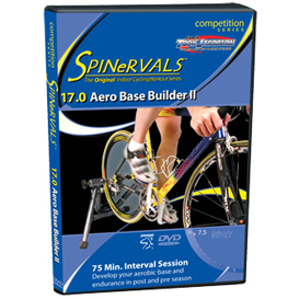 Spinervals Competition 17.0 - Aero Base Builder II | Movies and Videos | Fitness