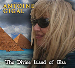 Antoine Gigal - The Divine Island of Giza - Megalithomania South Africa 2011 MP3 | Audio Books | History