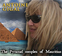 Antoine Gigal - The Mysterious Pyramids of Mauritius- Megalithomania South Africa 2011 MP3 | Audio Books | History
