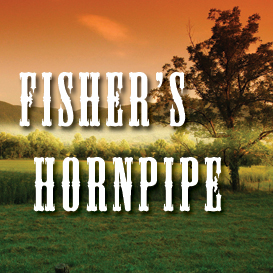 fisher's hornpipe full tempo backing track