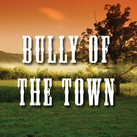 bully of the town full tempo backing track