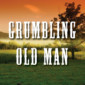 Grumbling Old Man Full Tempo Backing Track | Music | Acoustic