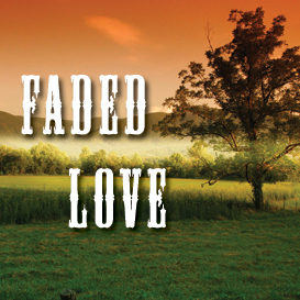 faded love backing track
