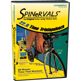Spinervals Competition 22.0 - Time Trialapalooza | Movies and Videos | Fitness