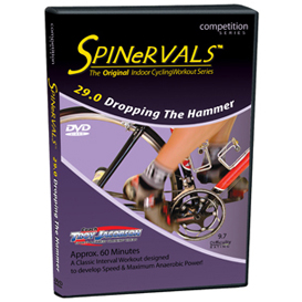 Spinervals Competition 29.0 - Dropping the Hammer | Movies and Videos | Fitness