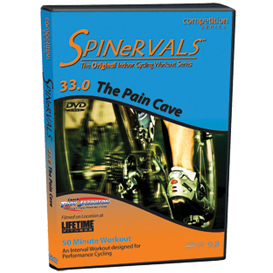 Spinervals Competition 33.0 - The Pain Cave | Movies and Videos | Fitness