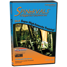Spinervals Competition 34.0 - Super High Intensity Training!
