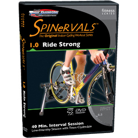 Spinervals Fitness 1.0 - Ride Strong
