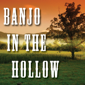 banjo in the hollow backing track