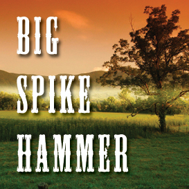 big spike hammer backing track