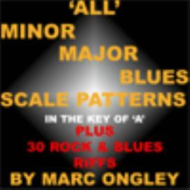 Blues Scales and Licks | eBooks | Education