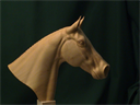 Carving a Horse's Head Video DL | Movies and Videos | Arts