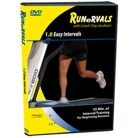 Runervals 1.0 - Easy Intervals | Movies and Videos | Fitness