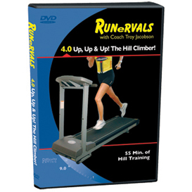 Runervals 4.0 - Up, Up & Up | Movies and Videos | Fitness