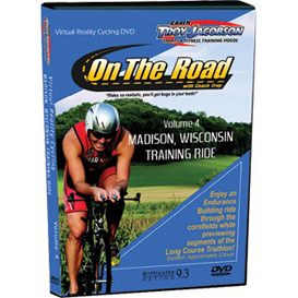 on the road 4.0 - madison, wi training ride