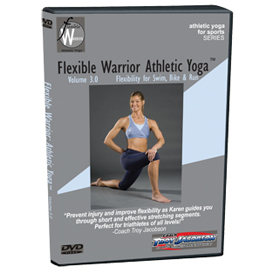 Flexible Warrior 3.0 - Flexibility for Swim, Bike, Run | Movies and Videos | Fitness