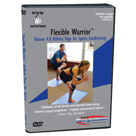 Flexible Warrior 4.0 - Athletic Yoga for Sports Conditioning | Movies and Videos | Fitness