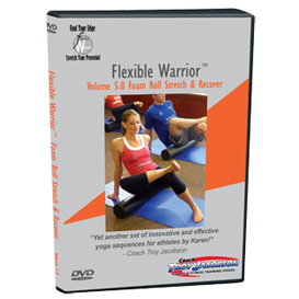 Flexible Warrior 5.0 - Foam Roll, Stretch & Recover | Movies and Videos | Fitness