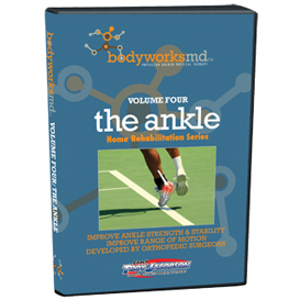 BodyWorksMD Vol. 4 - The Ankle | Movies and Videos | Fitness