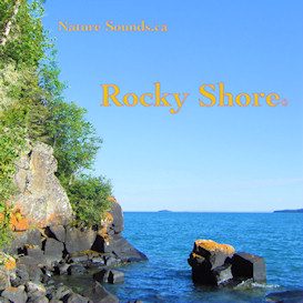 rocky shore sounds