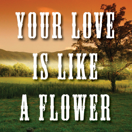 Your Love Is Like A Flower Backing Track | Music | Acoustic