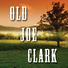 old joe clark full tempo backing track