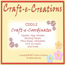 Craft-e-Creations Coordinates Collection | Crafting | Paper Crafting | Other