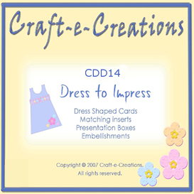 Craft-e-Creations Dress to Impress | Crafting | Paper Crafting | Other