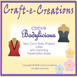 Craft-e-Creations Bodylicious Cards | Crafting | Paper Crafting | Other