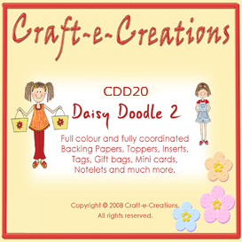 craft-e-creations daisy doodle 2