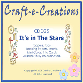 Craft-e-Creations It's in the Stars | Crafting | Paper Crafting | Cards