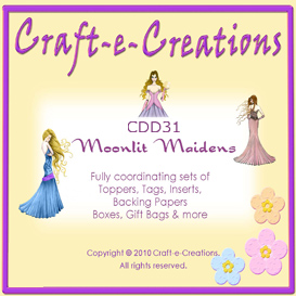Craft-e-Creations Moonlit Maidens | Crafting | Paper Crafting | Other