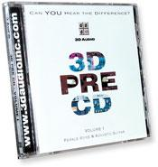 3d pre cd-female voice