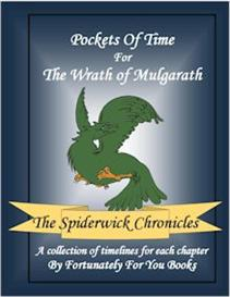 Pockets of Time for The Wrath of Mulgarath: The Spiderwick Chronicles | eBooks | Education