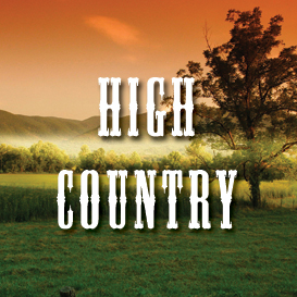 High Country Full Tempo Backing Track | Music | Acoustic