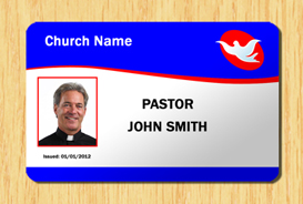 Church ID Template #1 | Other Files | Patterns and Templates