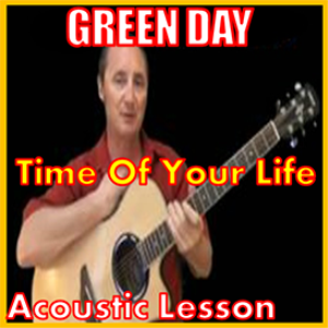 Learn To Play Time Of Your Life by Green Day | Movies and Videos | Educational
