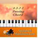 4-3-2-1 passing chord | Music | Gospel and Spiritual