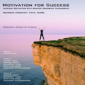 mindsync® motivation for success hypnosis mp3 download - brainwave entrainment