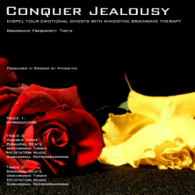 MINDSYNC® Conquer Jealousy hypnosis mp3 download - brainwave entrainment | Audio Books | Self-help