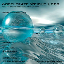 Mindsync: Weight Loss Acceleration   (subliminal, binaural, isochronic)