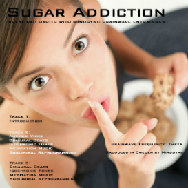 MINDSYNC® Overcome sugar addiction hypnosis mp3 download - brainwave entrainment | Audio Books | Self-help