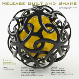 MINDSYNC® Release Guilt, Inhibitions, Depression - hypnosis mp3 download - brainwave entrainment | Audio Books | Health and Well Being