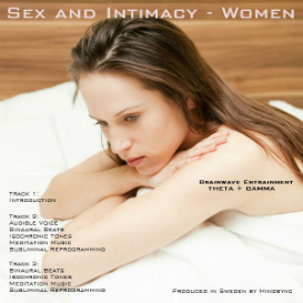 MINDSYNC® Sex, intimacy, vaginismus, frigidity, inhibition hypnosis mp3 download - brainwave entrainment | Audio Books | Self-help