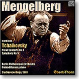 MENGELBERG conducts TCHAIKOVSKY, mono MP3 | Music | Classical