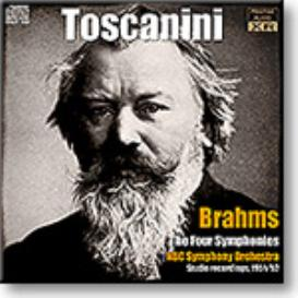 TOSCANINI Brahms in London, Volume 1, mono 16-bit FLAC | Music | Classical