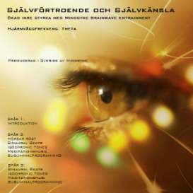 MINDSYNC®  Självförtroende, självkänsla, depression hypnos mp3 download - svenska - swedish | Audio Books | Self-help